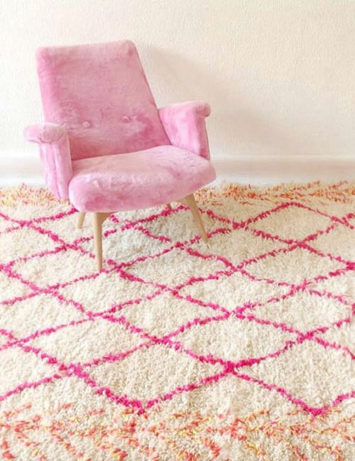 Cómo decorar con alfombras étnicas