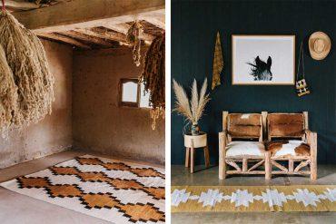 Revista de moda decoraci n y viajes nomadbubbles for Alfombras etnicas