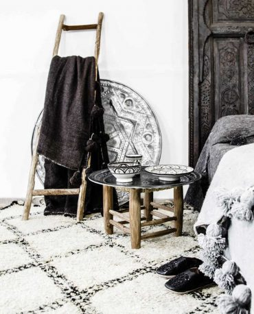 alfombras de Marruecos
