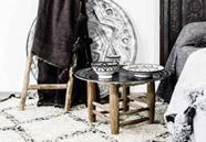 alfombras y kilims bereberes marroquís