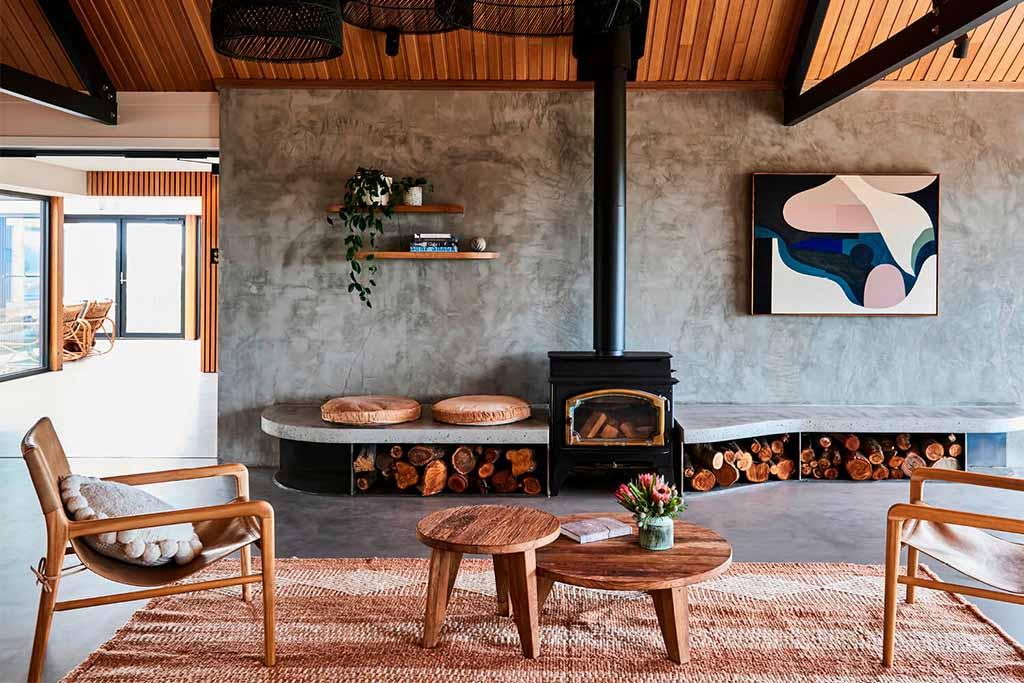 Salones con alfombras