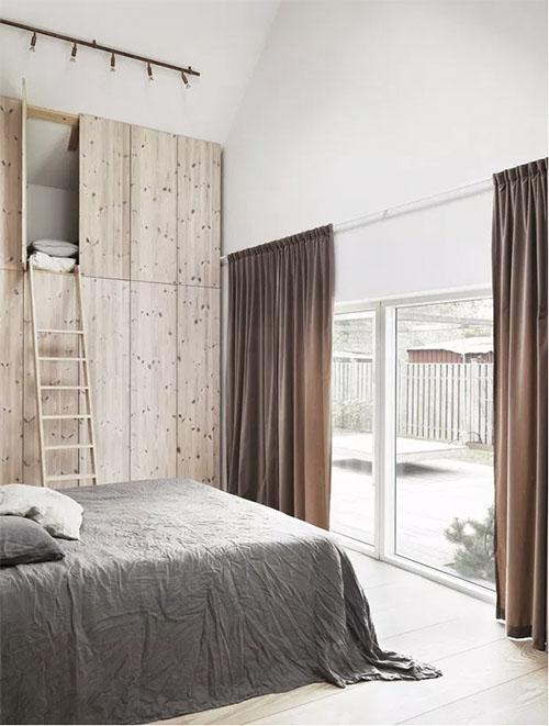 Organización en los interiores minimalistas
