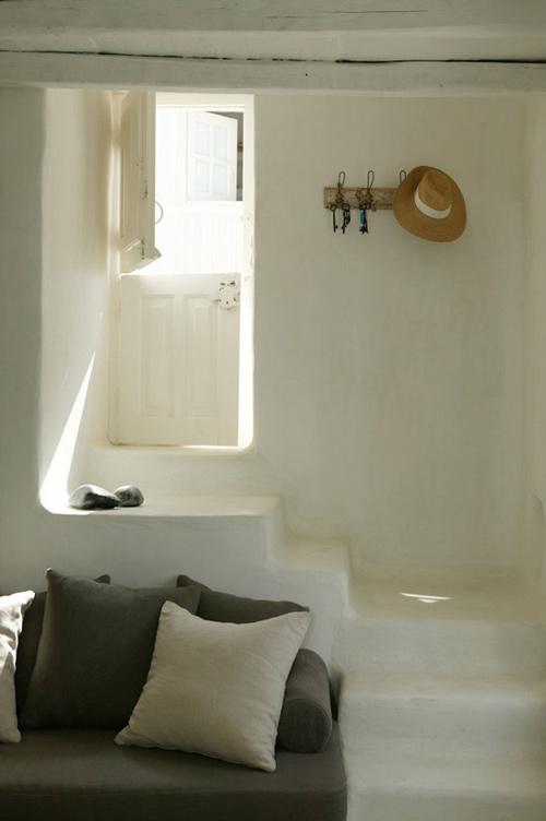 Formas redondas en la arquitectura griega