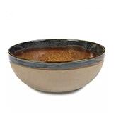 cubertería de cerámica