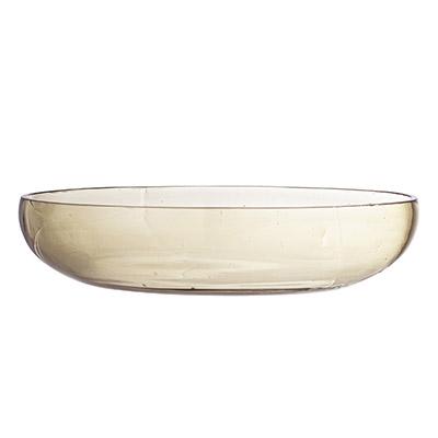ensaladera de cristal de servir