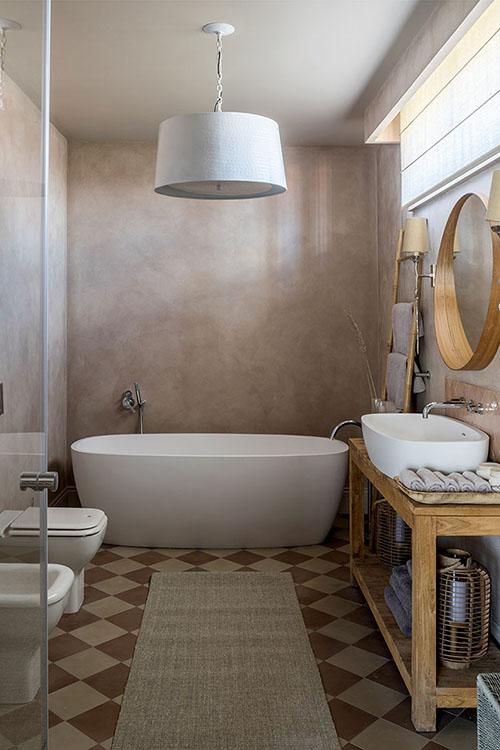 Cómo decorar un baño con alfombrillas