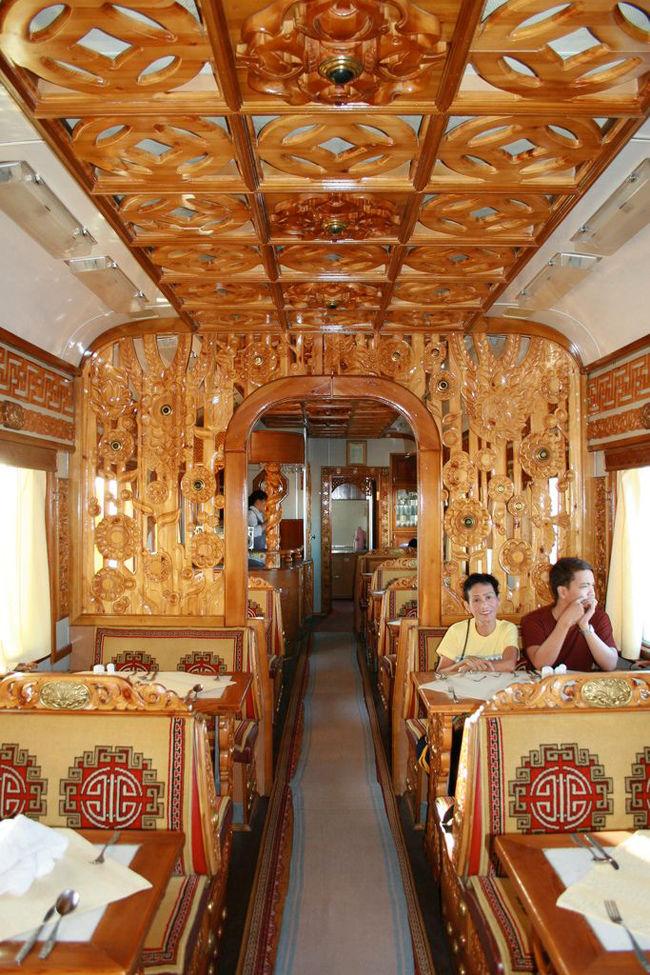 Tren de Pekin a Ulán Bator