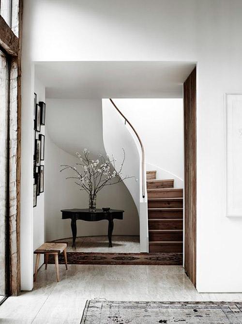 El color blanco; protagonista de los espacios minimalistas