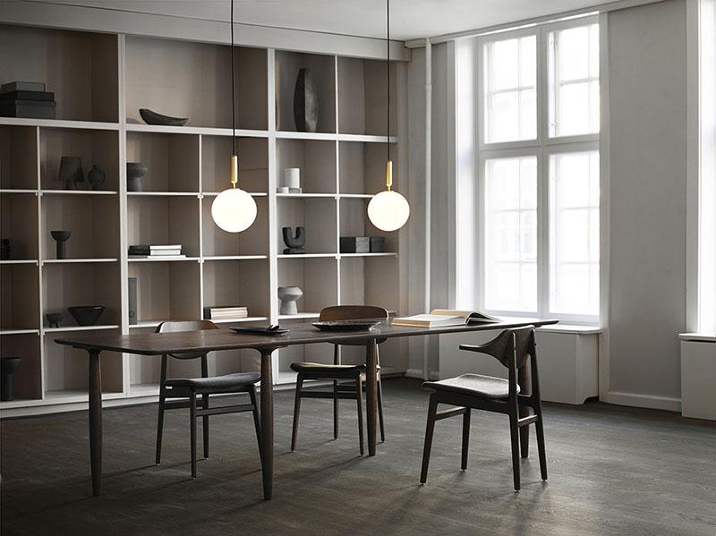 ideas para la iluminación del salón