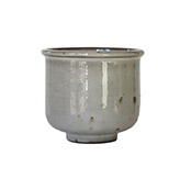 bote de cerámica