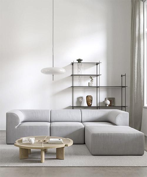 luz clara para decorar salones