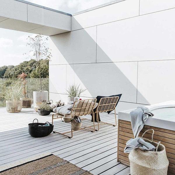 sillones y butacas de terraza