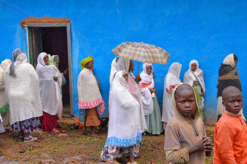 Mujeres en Etiopia
