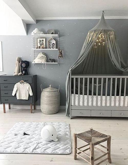 espacios infantiles en la decoración de interiores