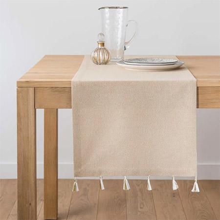 accesorios de algodón para la decoración de cocinas y comedores