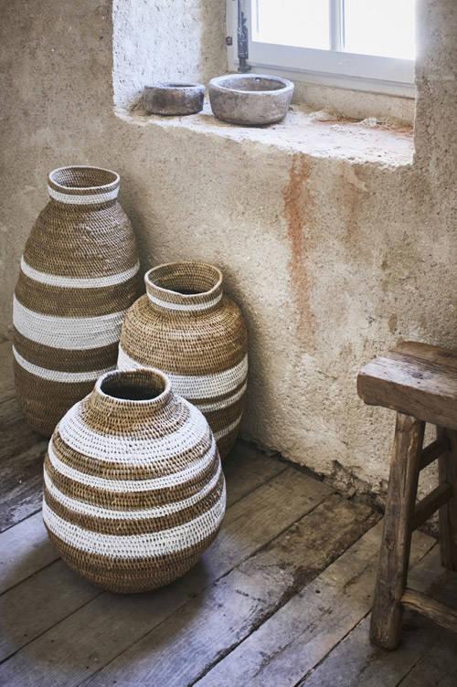 cestos y canastos de africa