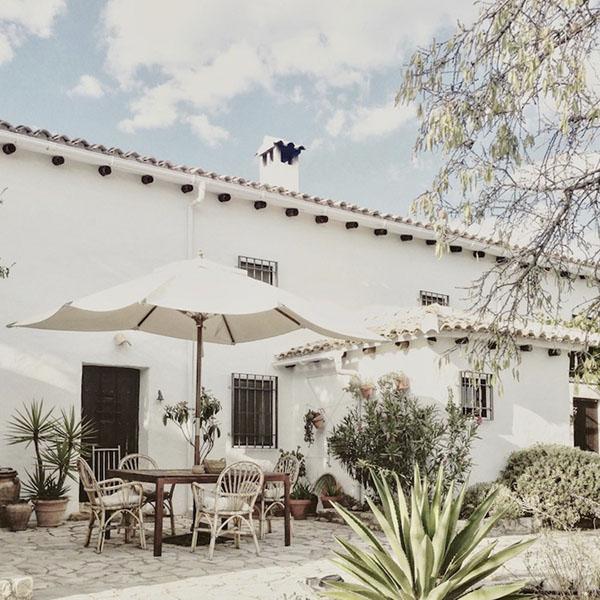 casa de campo andaluza