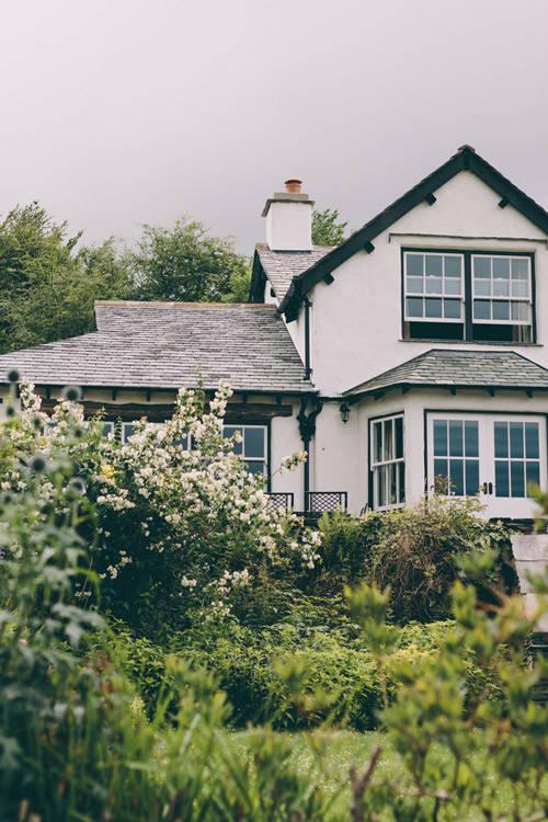 Casa de campo inglesa