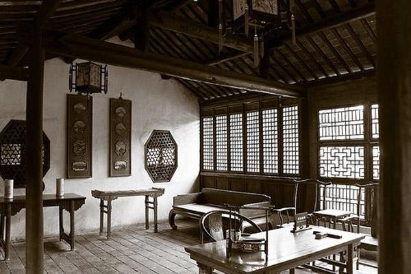 Casa tradicional china