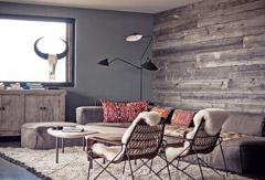 Preciosa casa de madera