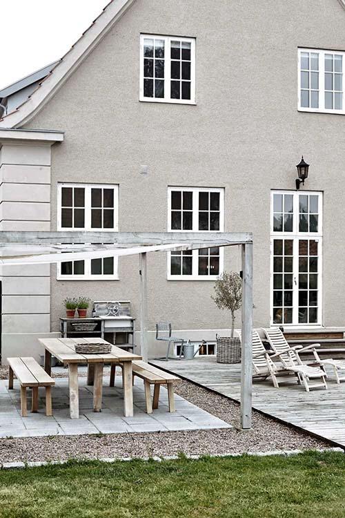 casa de campo en suecia