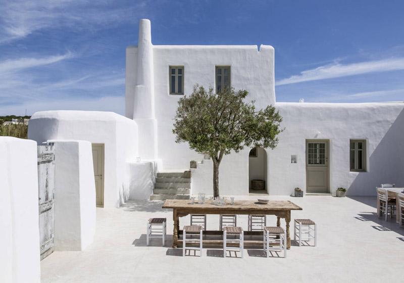 Casa de diseño mediterráneo
