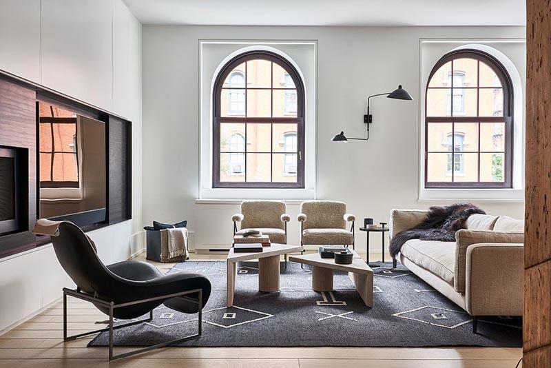 Decoración de espacios tipo loft