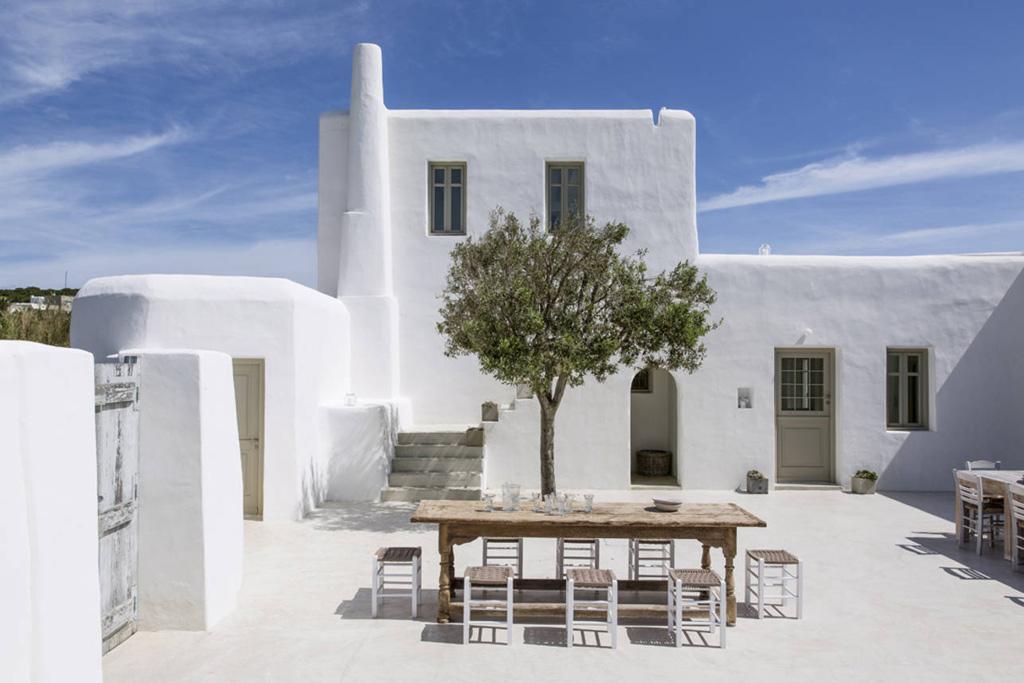 Casas de estilo mediterráneo