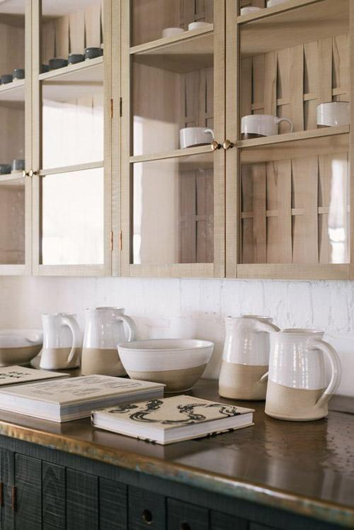 Decoración de cocinas rusticas con cerámica
