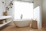 cestas de baño