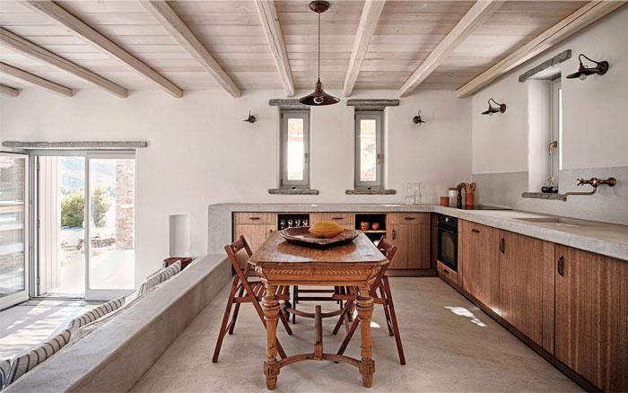 Decorar cocina casa playa