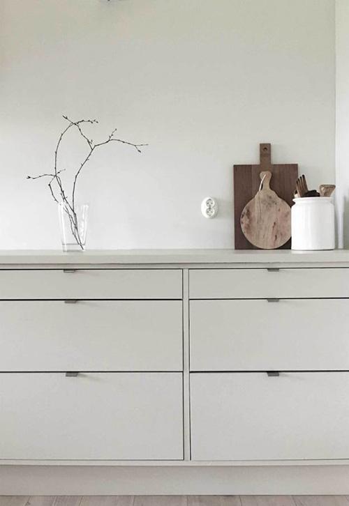 cómo aprovechar el espacio en una cocina pequeña