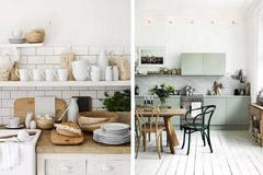cocinas de estilo escandinavo