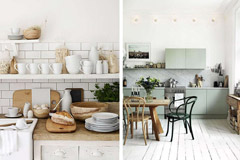 Cocinas nórdicas