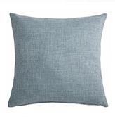 cojín de sofá de color azul