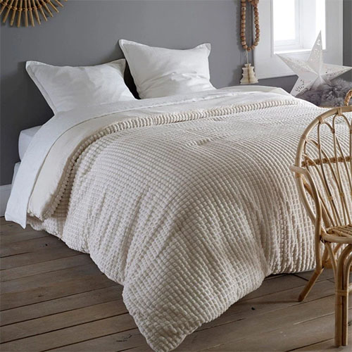 bouti de cama de algodón