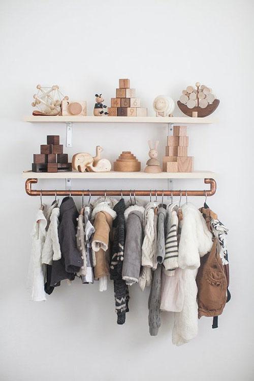 mobiliario infantil en la decoración del hogar