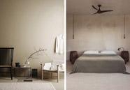 color beige en las paredes de casa