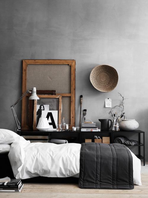 Colores neutros para decorar el hogar