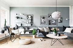 Colores para pintar las paredes del salón