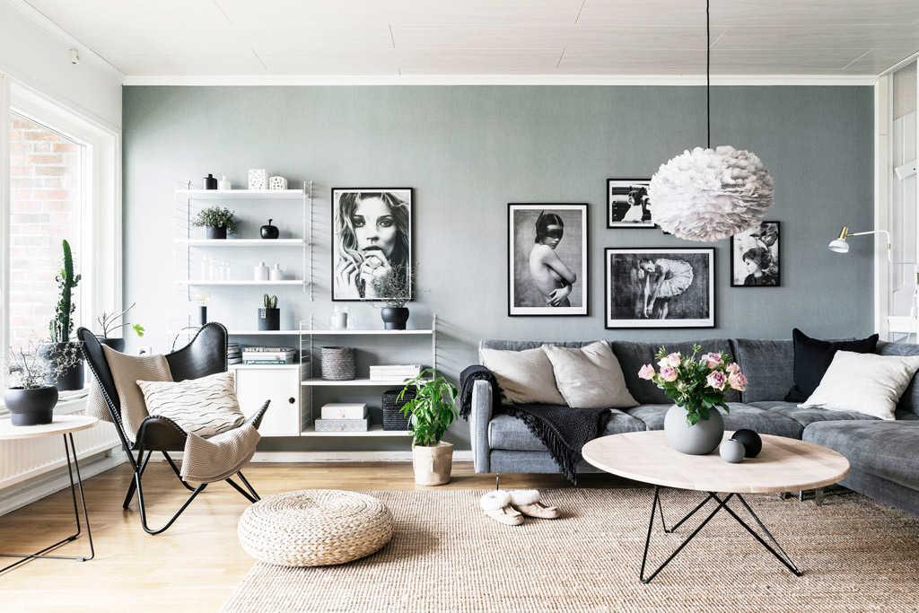 Colores para salones con cu l me quedo nomadbubbles - Como pintar un salon moderno ...