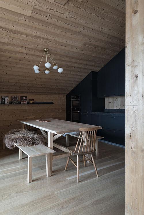 Cómo decorar una cabaña de madera