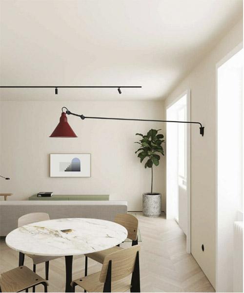 Comedores de estilo y diseño minimalista