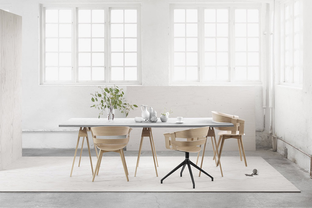 comedores estilo minimalista