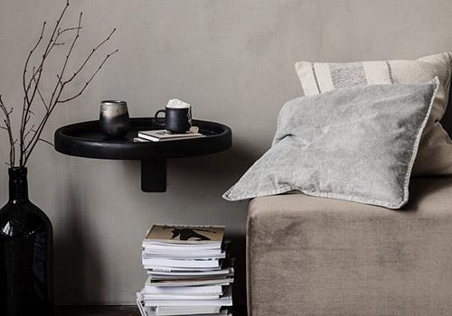 muebles de terciopelo
