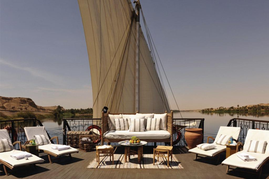Cruceros por el Nilo
