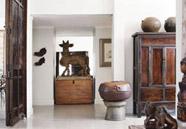 decoracion de interiores de estilo africano