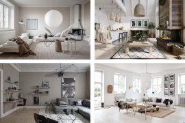 decoración de casas con estilo