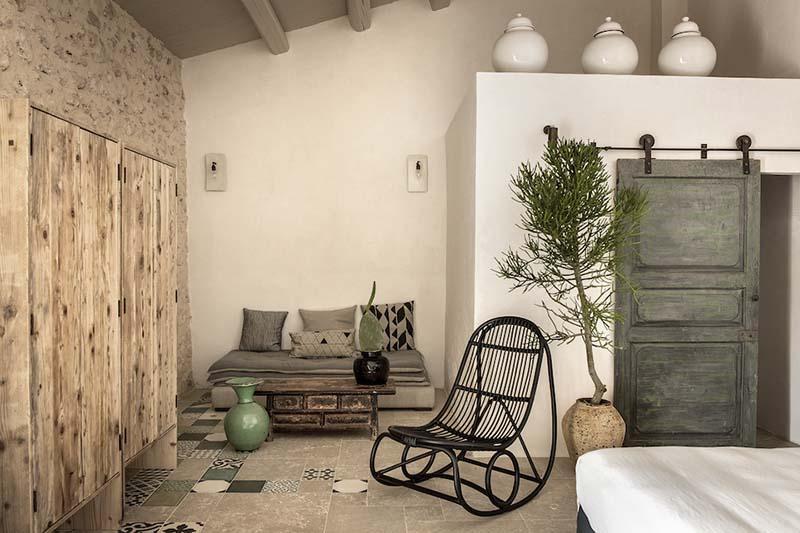 Cómo decorar una casa de campo