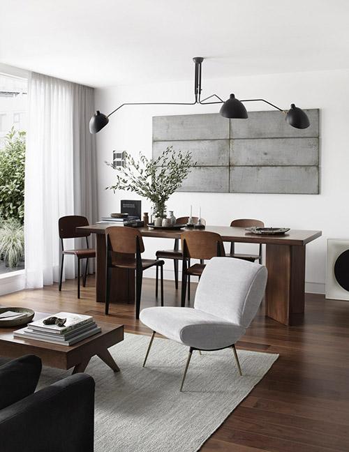 muebles para decorar un salón comedor